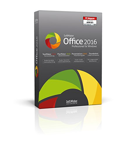 SoftMaker Office Professional 2016 für Windows