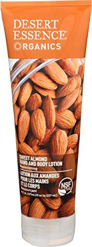 Desert Essence Hand and Body Lotion Almond - 8 fl oz by Desert Essence