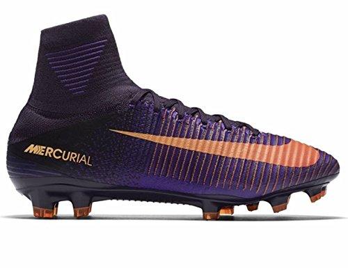Nike Mercurial Superfly V FG Purple Dynasty/Bright...