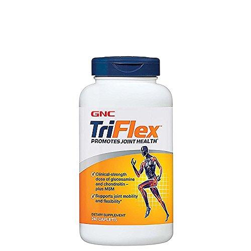 Triflex Glucosamina Condroitina MSM GNC 240 Caplets