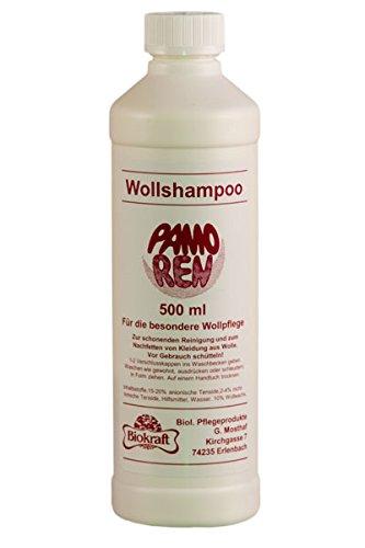 Biokraft, Wollshampoo Flasche 500 ml