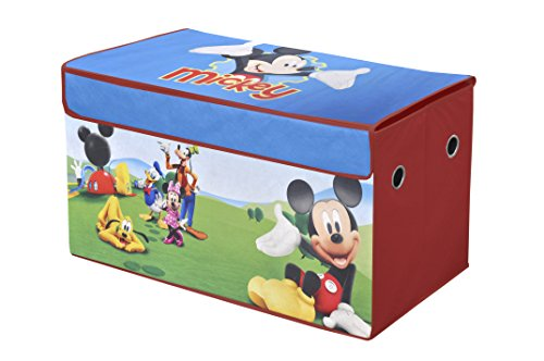Disney Mickey Mouse Clubhouse Collapsible Storage Trunk