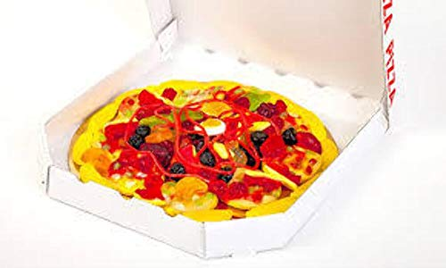 Novelty Soft Assorted Jelly Gum Candy Pizza