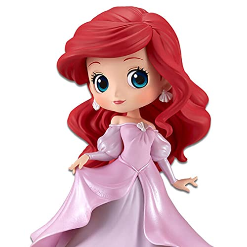 Banpresto Q Posket Disney Characters -Ariel Princess Dress- (Ver.B)
