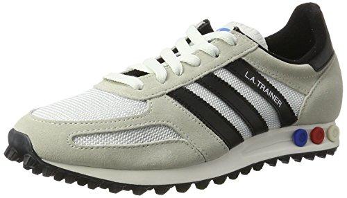 adidas LA Trainer OG, Baskets Basses Homme, Blanc (Vintage White/Core Black/Clear Brown), 40 2/3 EU