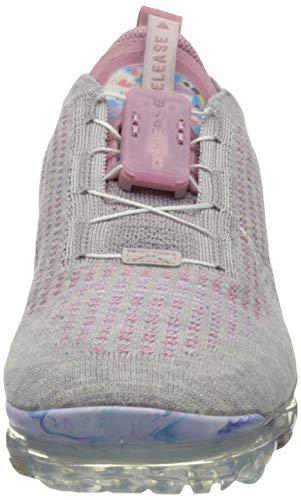 Nike Air Vapormax 2020 FK, Zapatillas Mujer, Violet Ash/Light Arctic Pink/Violet/Bianco, 36.5 EU