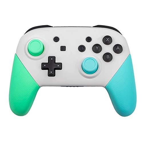 YAOHONG Gamepad Wireless Bluetooth HD Vibration Controller Es Sensible al Tacto y fácil de controlar.