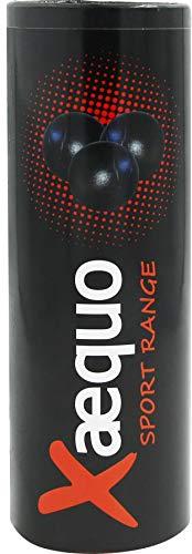 FERRY 3 Boules de pétanque Noires modèle Loisir compétition