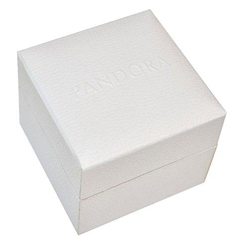 Pandora Damen-Schmuckkasten Stoff weiß - P4013