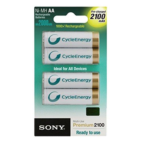 Sony NHAAB4K - Pilas...
