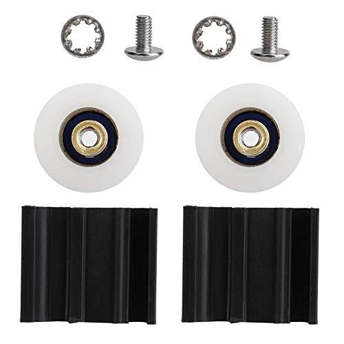 22mm Greenhouse Halls Door Wheel Replacement Kits
