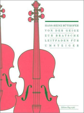 Von der Geige zur Bratsche :