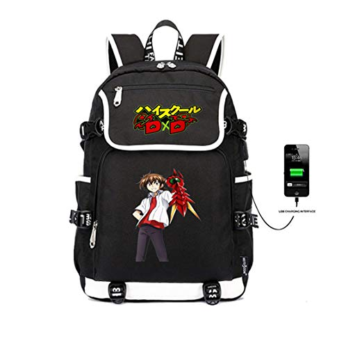 YOYOSHome Anime Haikyuu Cosplay Sac /à Dos pour Ordinateur Portable