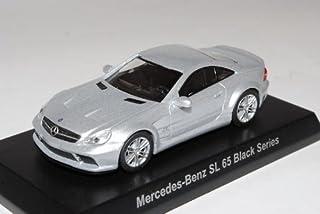 Mercedes-Benz SL65 AMG Black Series Baujahr 2008 grau 1:18 MotorMax