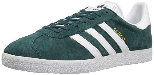 adidas Originals Gazelle Zapatillas para Hombre, Color Verde, Talla 45 EU