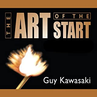 The Art of the Start audiobook cover art