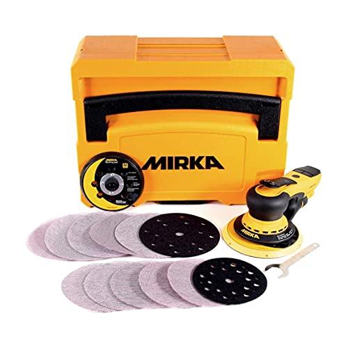 Matériaux de ponçage MIRKA MID5650202CA DEROS, 5650CV 5, 125/150 mm