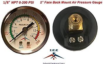 Air Compressor Pressure/Hydraulic Gauge 2