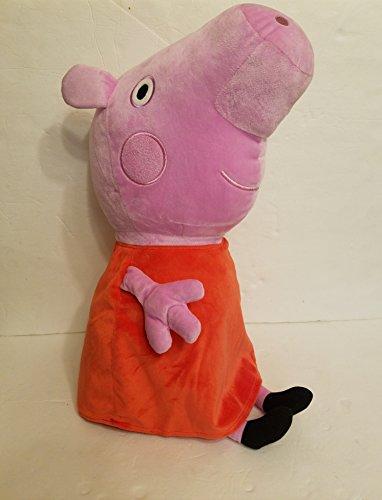 Peppa Pig 17.5' Plush Doll