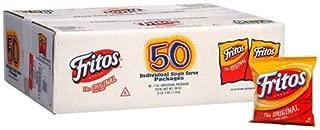 Fritos The Original Corn Chip - 50/1 oz. bags - CASE PACK OF 2