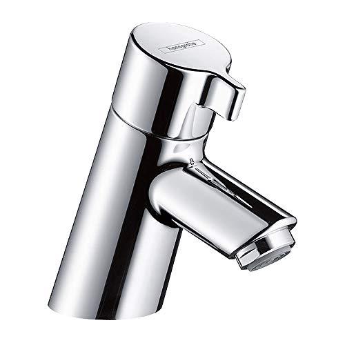 hansgrohe Standventil, Auslauf Höhe 40mm für Kaltwasser, ohne Ablaufgarnitur, Chrom