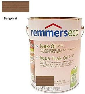 Remmers Gartenholz-Öle eco Holzpflege Möbelpflege 5 l, Bangkirai-Öl