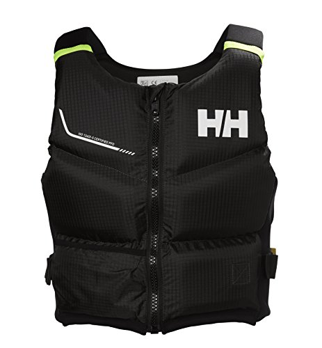 Helly Hansen Rider Stealth Zip Festtoffweste ideal für den Wassersport, Auftriebshilfe
