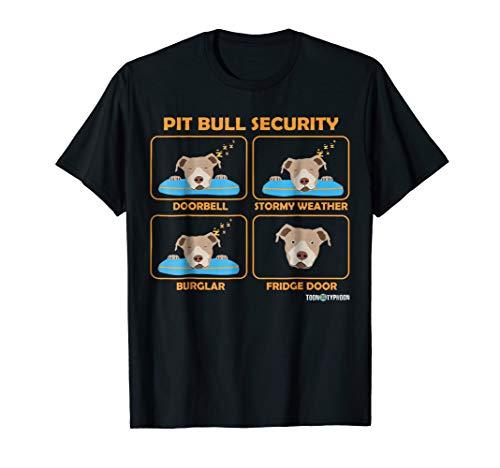 Pit Bull Shirt   Pit Bull Security