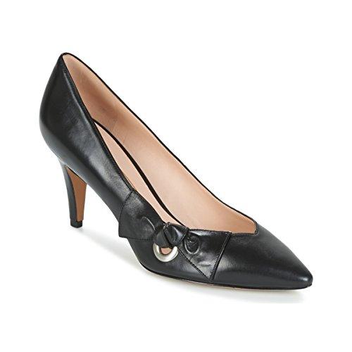 Marc Jacobs Daryl Pointy Toe Zapatos De Tacón Mujeres Negro - 36 - Zapatos De Tacón Shoes