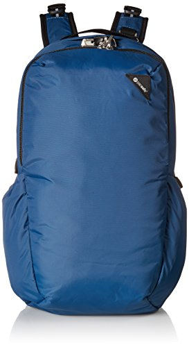 Pacsafe Vibe 25 25l Backpack Mochila Tipo Casual, 48 cm, 25 litros, Eclipse 623