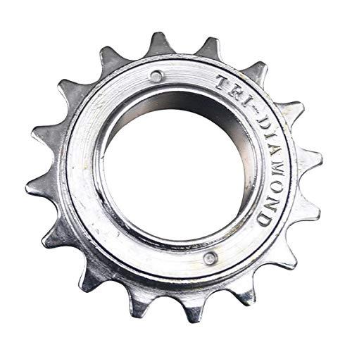SENQI Bicycle Single Speed Freewheel Fixed Gear Freewheel Bike Flywheel 16T