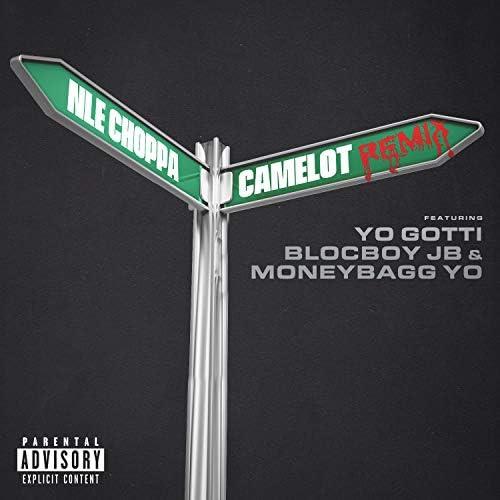 NLE Choppa feat. Yo Gotti, BlocBoy JB & Moneybagg Yo