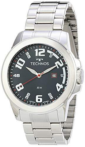 Relógio Technos Masculino Racer Prata - 2115MGR/1A