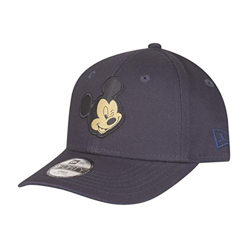 New Era Mickey Mouse Navy Gold Character 9Forty Velcroback Cap Child Kind