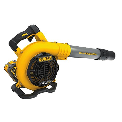 DEWALT FLEXVOLT 60V MAX Blower, Brushless, Handheld, 3-Ah Battery (DCBL770X1)