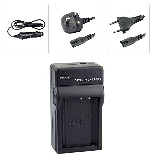 DSTE LP-E10 fotocamera digitale Caricabatterie per Canon EOS 1100D 1200D EOS Kiss X50 X70 EOS Rebel T3 T5 Camera as LC-E10E