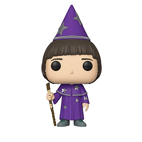 Funko - Pop! Vinyl: Stranger Things - Will (The Wise) Figura De Vinil, Multicolor (38533)