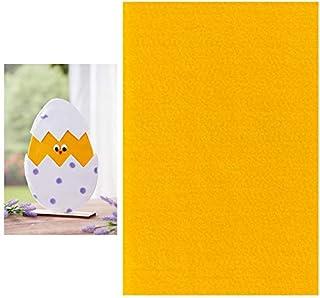 Artif Lot de 5 Coupons Feutrine 30 x 45 cm x 2 mm, Coloris au Choix, 100% Polyester, 350 g/m²
