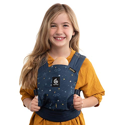 Ergobaby Original Harry Potter Baby Doll Carrier, Lumos Maxima