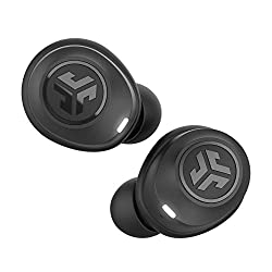 in budget affordable JLab Audio JBuds Air True Bluetooth Earphones, Wireless Signature + Charging Case – Black – IP55…