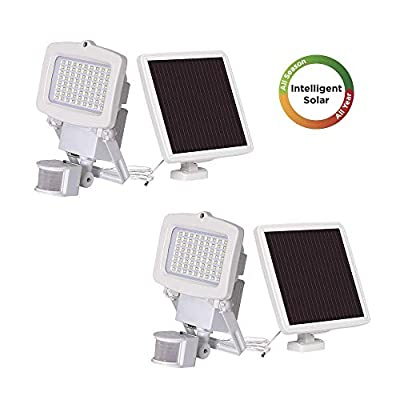 Westinghouse Solar Security Light, Motion Activated LED Outdoor Solar Light
