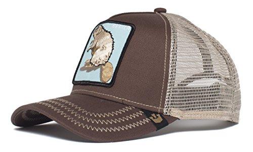 Goorin Bros. Beaver - Gorro para hombre, marrón, Talla...