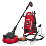 Sealey PW1600 Pressure Washer with TSS and Rotablast Nozzle, 110Bar, 230V, Red/Black