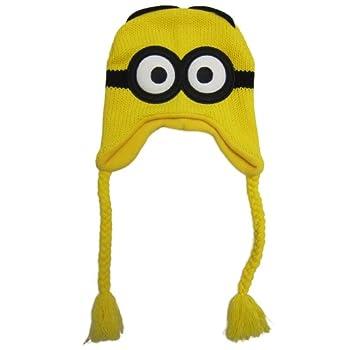 Despicable Me Minion Beanie - Junior Size Hat