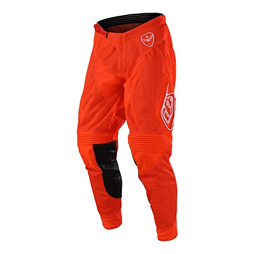 Pantalon Motocross Troy Lee Designs 2018 Se Air Solo Orange (34 Taille = Fr 42 , Orange)