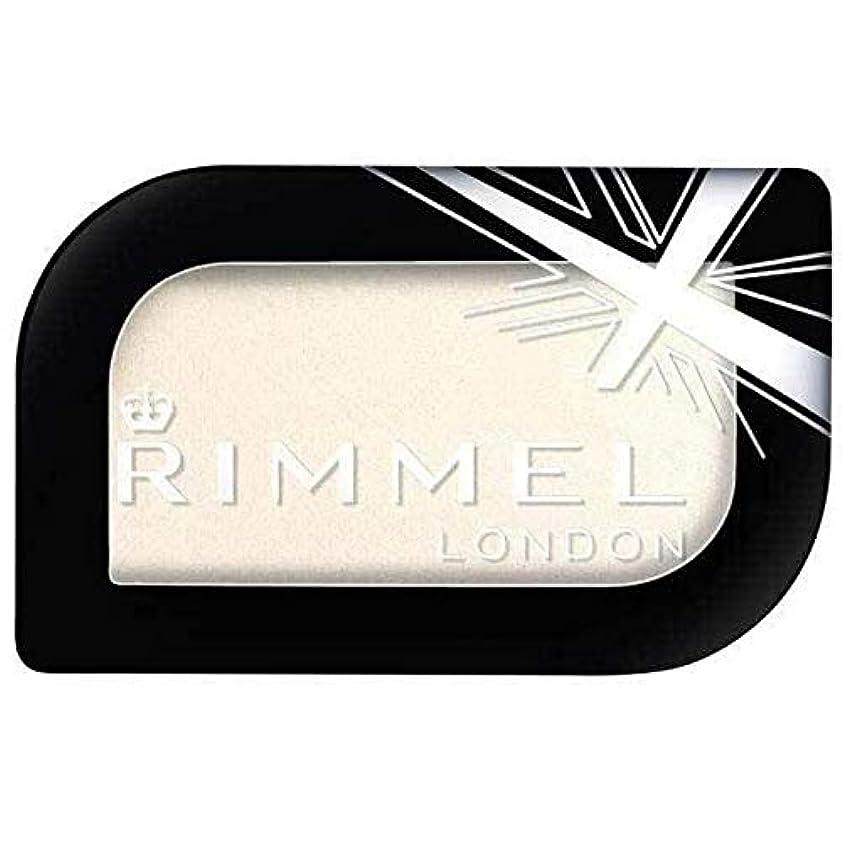 勇気に慣れ鼻[Rimmel ] リンメルロンドンは、モノアイシャドウQジャンプ5.2グラムをGlam'Eyes - Rimmel London Glam'eyes Mono Eyeshadow Q Jump 5.2g [並行輸入品]