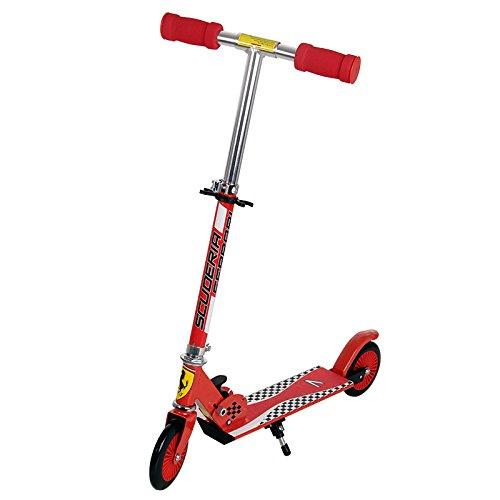 Ferrari FXA5, Skate Scooter, rojo