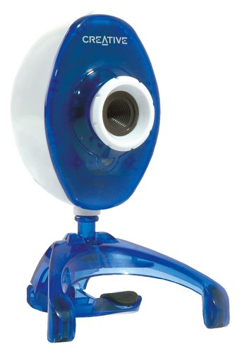 CREATIVE Labs Vista Plus Webcam USB 1.1 - Webcams (25 fps, 24 Bit, USB 1.1, CMOS, 1,8 m, Pentium II 266 MHz)