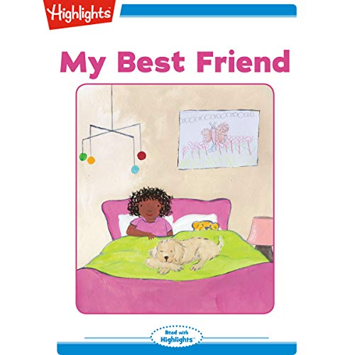 My Best Friend audiobook cover art