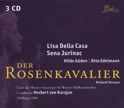 Der Rosenkavalier (Salzburg,1960)